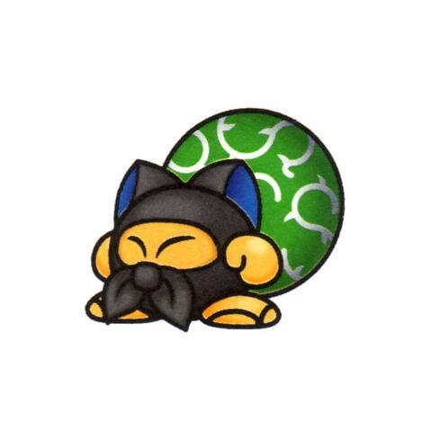 TAC en Kirby Super Star, en ese momento TAC se llamaba T.A.C.