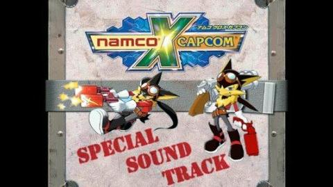 Namco x Capcom - Guntz