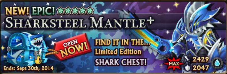 Shark Chest Banner