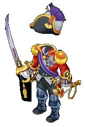 Admirals Battleworn Regalia