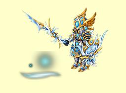 Crystal Wargear