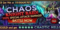 Chaos Knight Raid