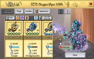Crystal Shadowgear 2nd Evo Male