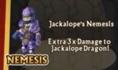 Jackalope's Nemesis