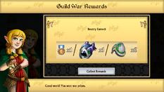 Stalwart Vanguard - Rewards