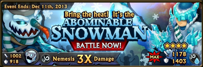 Abominable banner