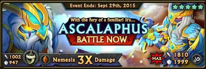 Ascalaphus Banner