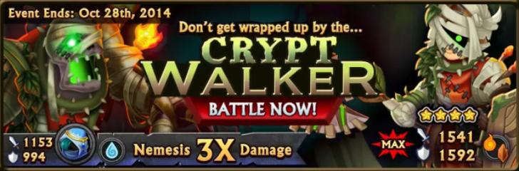 Crypt Walker Banner