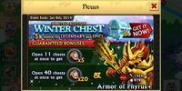 Winter Chest