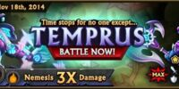 Temprus