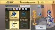 Demon Carapace Female 1