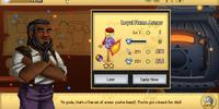 Royal Flame Armor
