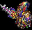 Spectral vanguard