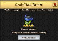 Craft Slimebane Battlegear