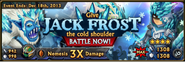 Jack Frost Epic Boss Banner