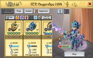 Crystal Shadowgear 1st Evo Female