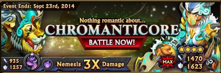 Chromanticore's Banner