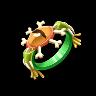 Naturalis Salvator-Basilisks Boneloop (Ring)