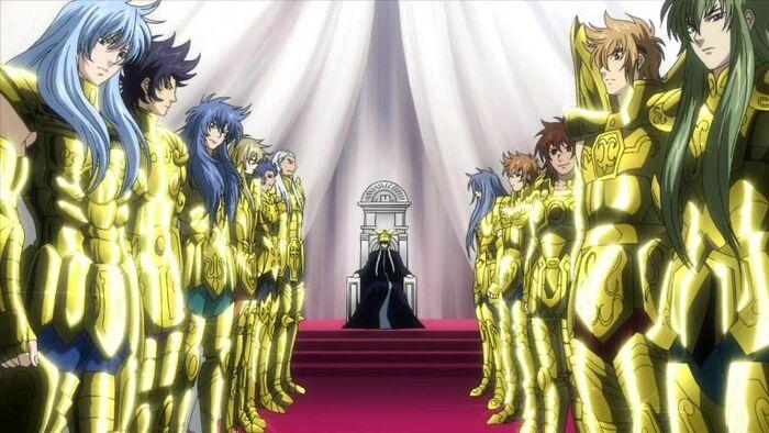 Gold Cloths