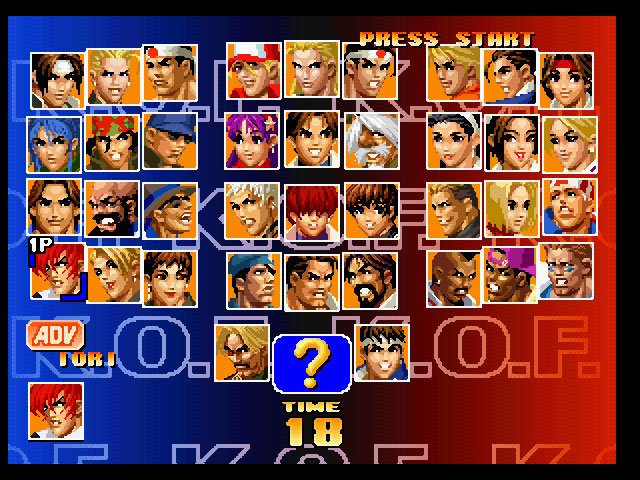 King Fighters 99 Dream Match