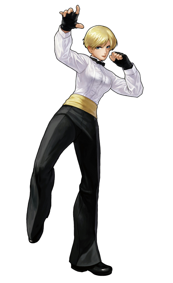 King the king of fighters wiki fandom powered by wikia - King of fighters characters pictures ...