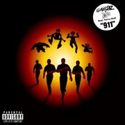 Gorillaz 911 single cover