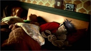 Murdoc in bed with Shaun