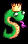 Snake shiny