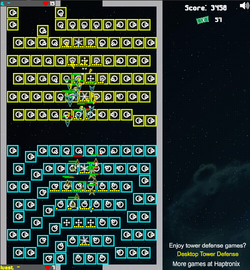 Starland Multiplayer TD