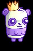 Panda shiny
