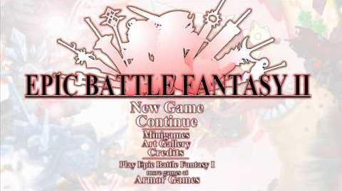 Epic Battle Fantasy 2 Soundtrack Tank - Organ Jaws