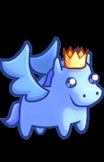 Pegasus shiny