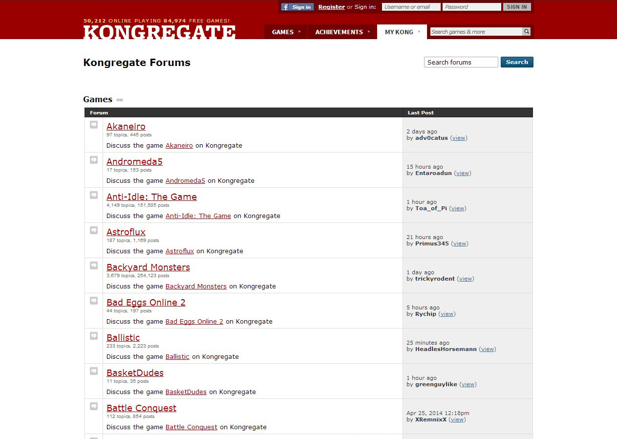 game forums kongregate wiki fandom powered by wikia