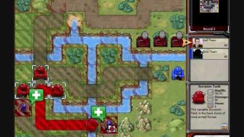 Game Walkthrough - Battalion Nemesis - Chapter 2 Surprise!