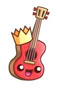 Guitar shiny