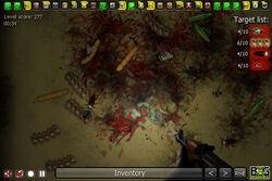 Insectonator gameplay