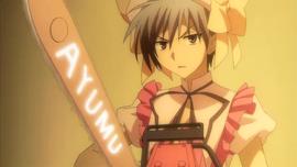 Masou Shoujo Ayumu