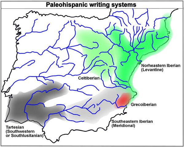 파일:Mapa escriptures paleohispàniques-ang.jpg