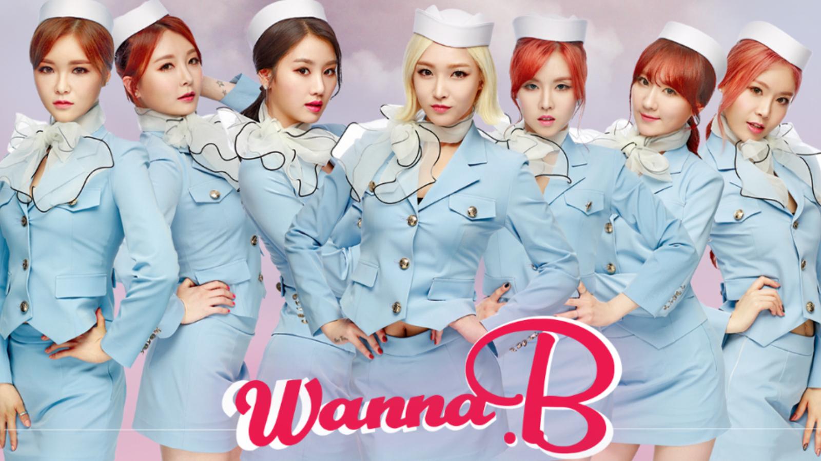 Image - WANNA.B Why group photo.png | Kpop Wiki | Fandom ...