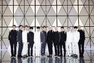 EXO Overdose group photo