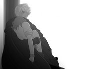 God Kubera and Leez wallpaper black and white 1024x768