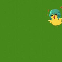 Chickie Leez green canvas 800x600