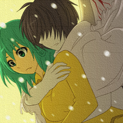 Yuta and Leez canvas 800x600