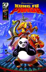 Kung Fu Panda Tales of the Dragon Warrior 1cv1