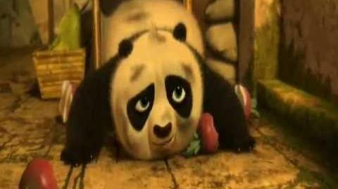 Kung Fu Panda 2 Baby Po