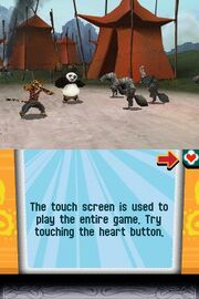 Kung fu panda 2 ds3