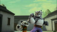 Peng vs tai lung