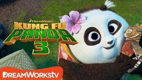 Secret Panda Village Revealed - Kung Fu Panda 3 (2016)