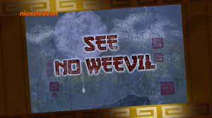 KFP LoA S03E23 See No Weevil title