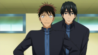 Koga and Mitobe join Seirin